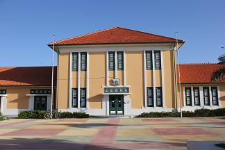 Edificio Corte den Prome Instancia Aruba