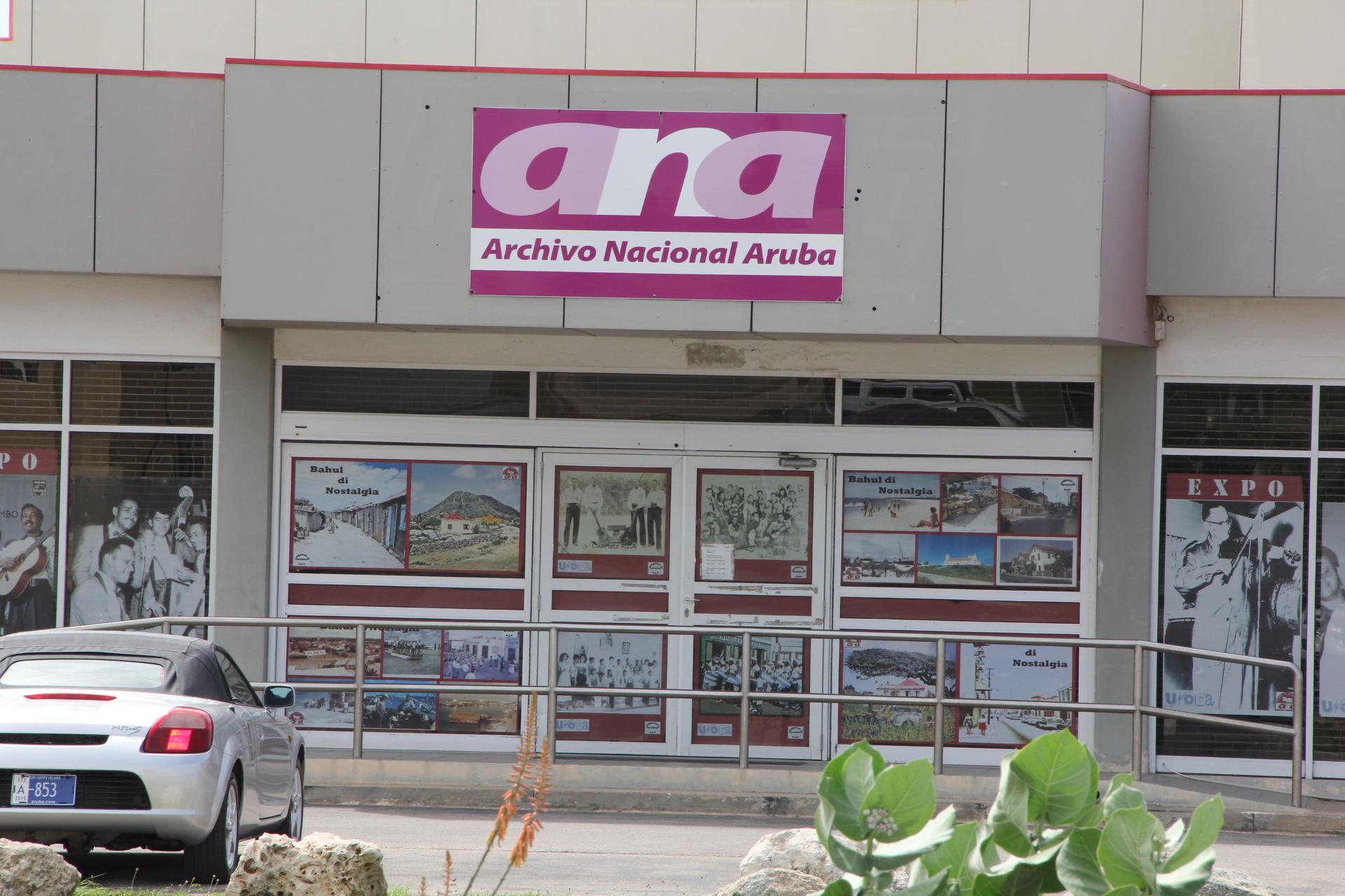 Edificio Archivo Nacional Aruba