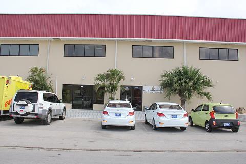 Edificio Bureau Interne Diensten