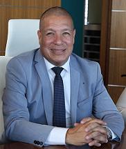 Minister Andin Bikker